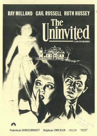 "Los intrusos(1944) ""The Uninvited"" de Lewis Allen - tt0037415"