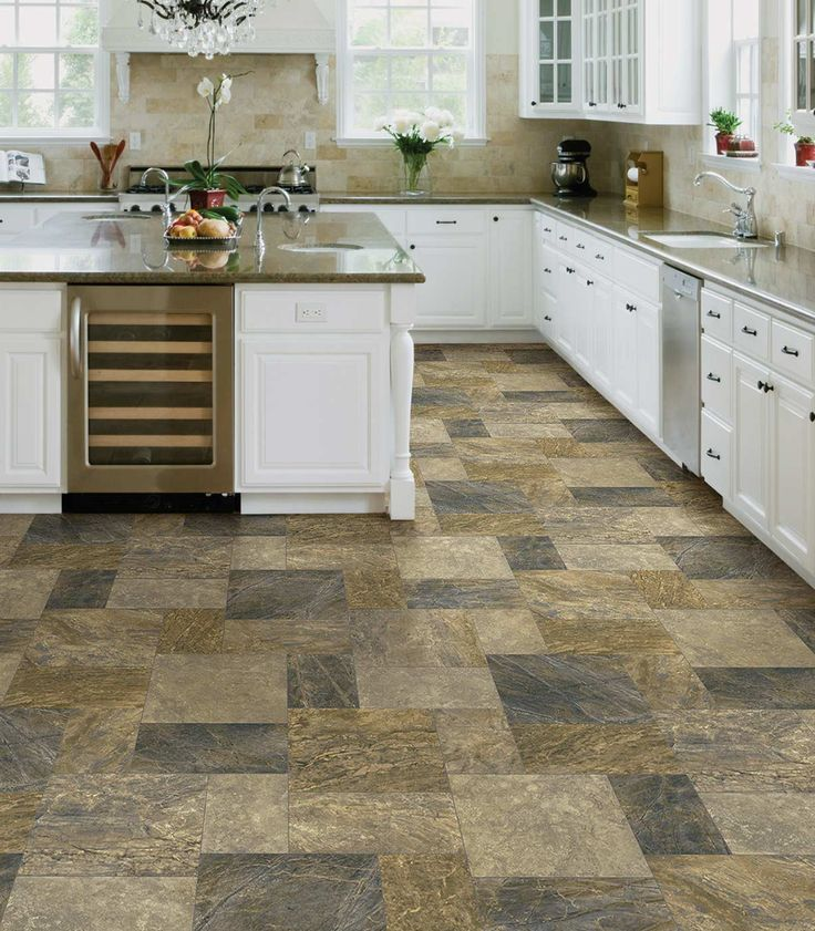 Types Of Kitchen Flooring Ideas: 14 Best Ranked #1 By A Leading Consumer Magazine