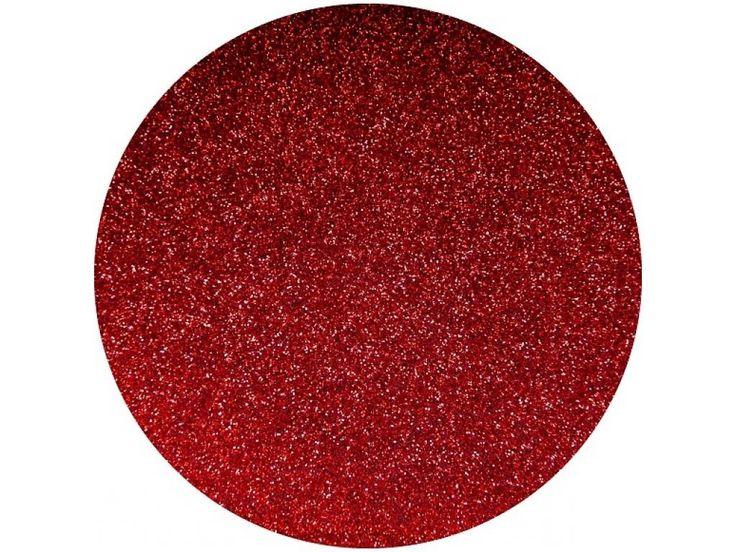 Condividi i nostri prodotti avrai uno sconto del 5 % Polvere Glitter Finissimo Rosso