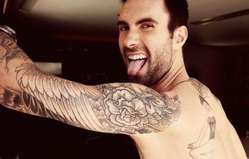 Adam Levine ;)