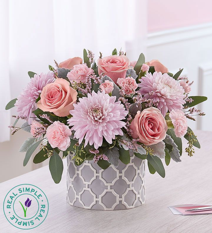 Sentimental By Real Simple Bouquet Flowers For Mom Flower Arrangements Fresh Flowers Online
