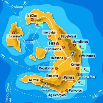 #kooodh دليل سياحي متكامل لجزيرة سانتوريني