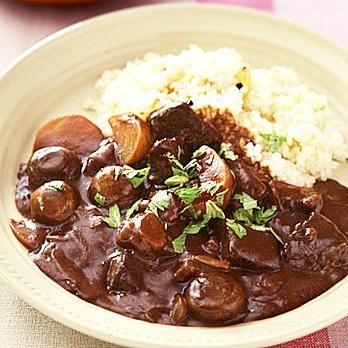 牛肉の赤ワイン煮カレー | 水野仁輔さんのごはんの料理レシピ | プロの簡単料理レシピはレタスクラブニュース