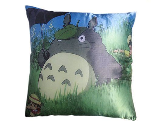Totoro Cushion 40cm With insert included