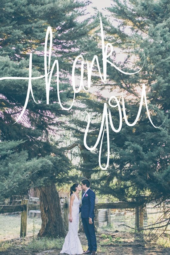Best 25 Wedding thank you cards ideas – Wedding Thank You Cards Cheap