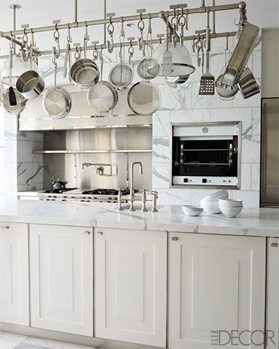 Kitchen Cabinets New York: An Eye For Elegance: A New York City Apartment Designed By
