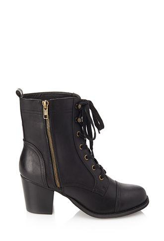 1000  ideas about High Heel Combat Boots on Pinterest | Combat
