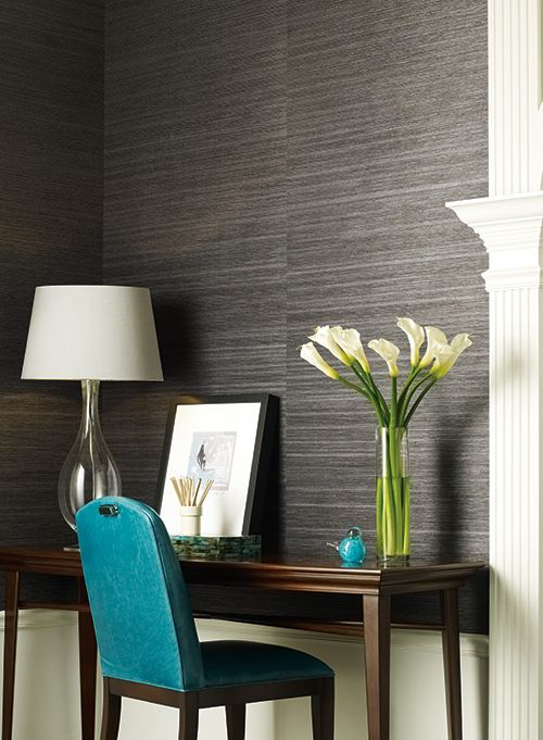 17 Best Images About Candice Olson Grasscloth Wallpaper On