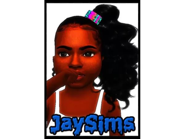 fd4141cf1e5 Cute As A Button Toddler Pack by jaysims0 - The Sims 4 Download -  SimsDomination