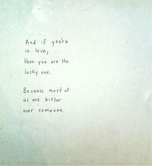 when i fell in love lyrics