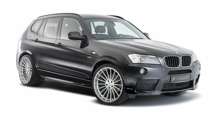 #Hamann upgrades the 2013 #Bmw X3 (F25) #tuning  http://www.4wheelsnews.com/hamann-upgrades-the-2013-bmw-x3-f25/
