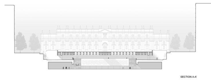 Galería de Centro Cultural Palacio La Moneda y Plaza de la Ciudadanía / Undurraga Devés Arquitectos - 26