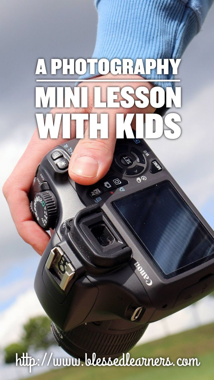 Introducing photography for kids is important now. Many different fields of life and work need the photography skills.
