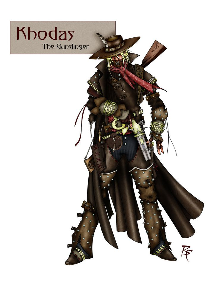 1000+ images about Characters: Gunslingers on Pinterest ...
