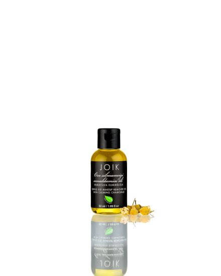 A specially formulated blend of light oils and blue chamomile essential oil removes make-up gently, but efficiently, without leaving the skin too oily. It is also suitable for sensitive eyes and fo…