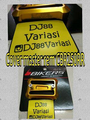 Cover master rem bikers cbr 250rr tutup minyak rem depan cbr 250rr aksesoris cbr 250rr variasi cbr 250rr murah