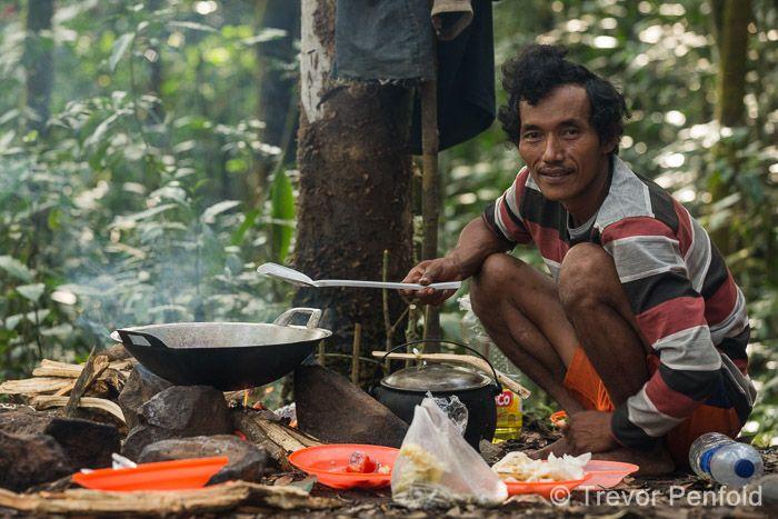 Ketambe jungle trek, Sumatra