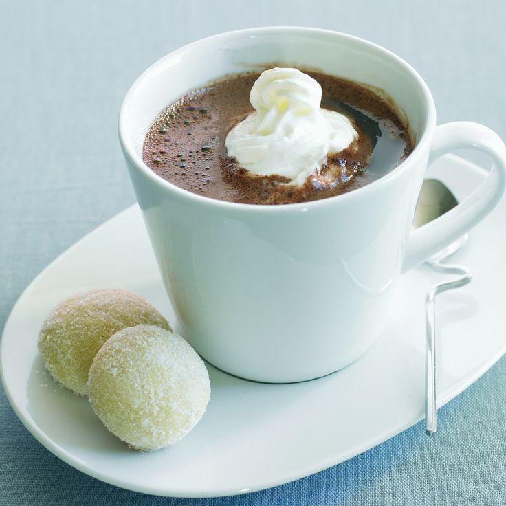 Receita Chocolate quente por Equipa Bimby - Categoria da receita Bebidas