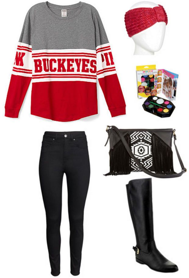 71 Best Hockey Game Day Outfits Images On Pinterest Casual Wear Outfit Ideas And Woman Clothing