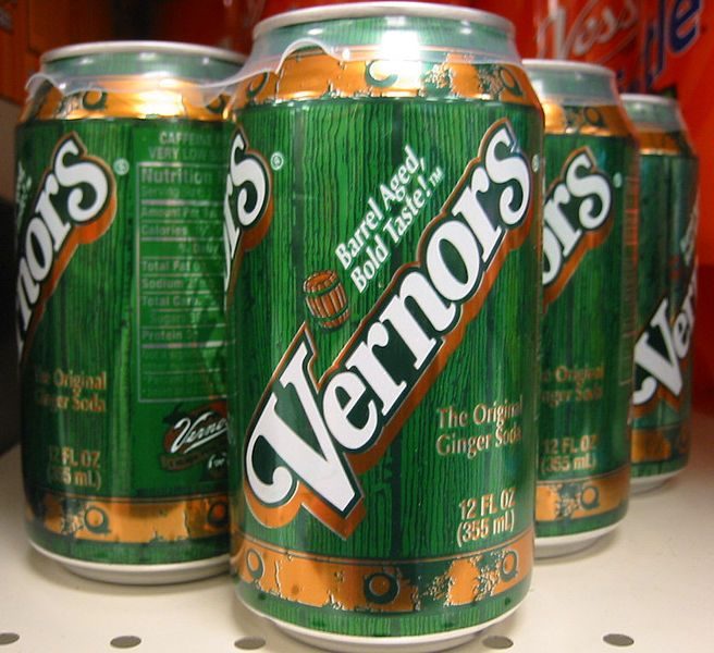 Vernors: The Original Ginger Soda