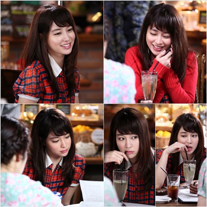 """""""Cunning Single Lady"""": Sassy Lee Min Jung Is Cute With Bangs 