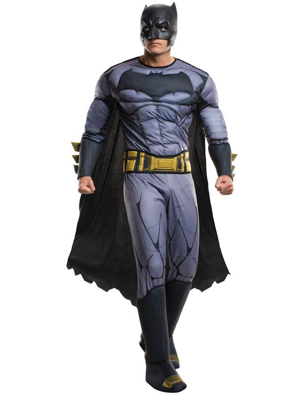 Check out Men's Batman V Superman- Deluxe Batman Costume - TV & Movie Costumes from Costume Super Center
