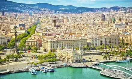 Barcelone à Barcelona : ✈ 2 ou 3 nuits à Barcelone avec petit-déjeuner, attraction et vols A/R: #BARCELONA En promo à 159.00€ En…
