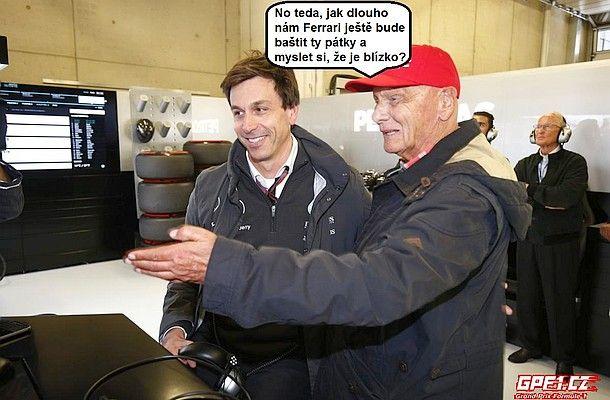 GP Rakouska 2015: Co v tiskových materiálech nebylo