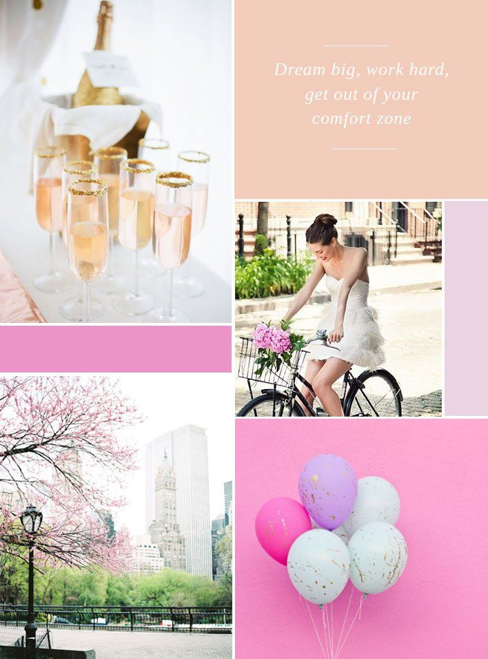 New Beginnings Moodboard