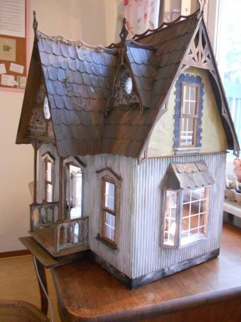 48 Best Images About Doll House Ideas On Pinterest