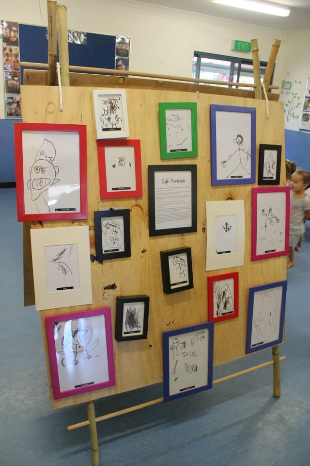 43 best displays and documentation of children 39 s work for Project display ideas