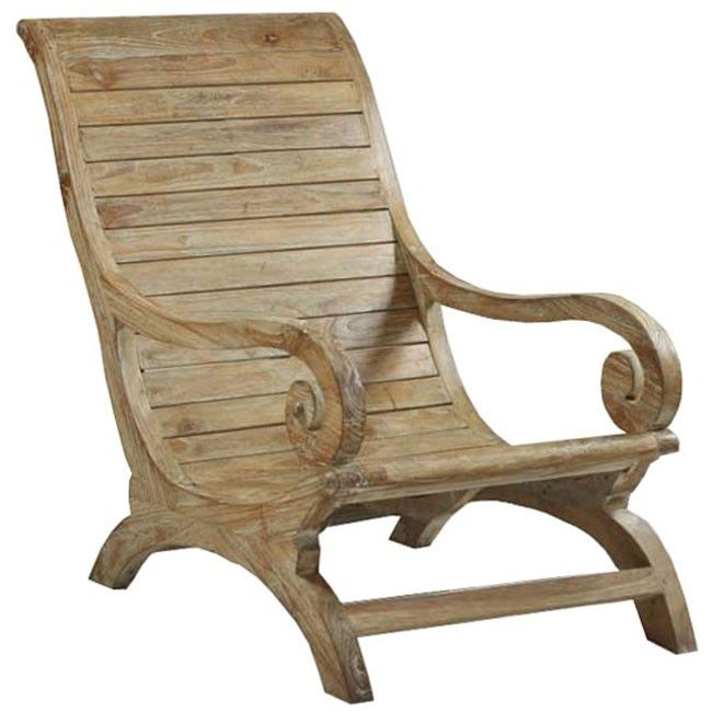 Dovetail Kendari Outdoor Lazy Chair Chairs And Outdoor