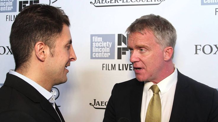 """Anthony Michael Hall joins Arthur Kade at the New York Film Festival premiere of """"Foxcatcher"""" where he discusses making the movie and working with Steve Carell, Channing Tatum and Mark Ruffalo."""