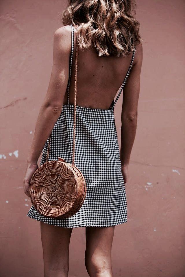 purse + straw