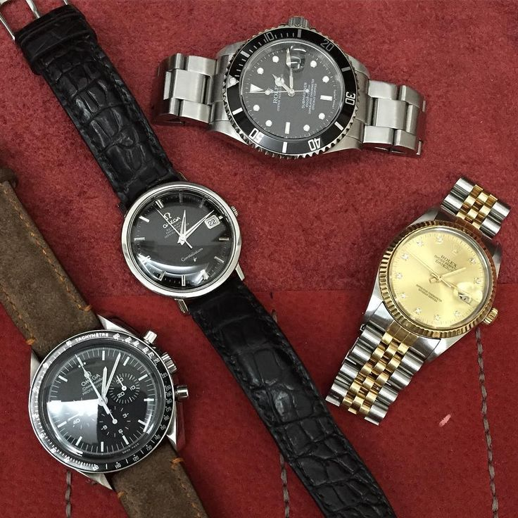 Iconics watches #watch #watches #watchporn #watchfam #watchgeek #watchgeek #womw #wus #watchoftheday #watchofinstagram #watchofinstagram #watchonmywrist #wristgame #wristshot #wristporn #wristwatch #rolex #16610 #submariner #16013 #datejust #omega #connie #constellation #speedmaster #speedmasterprofessional #moonwatch #iconicwatches by jimmi.ngo #rolex #submariner