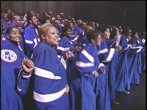 I'm Not Tired Yet - Mississippi Mass Choir looooooooooove!!!