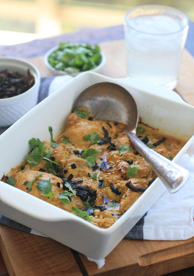 Burmese Spiced Yogurt Chicken 2