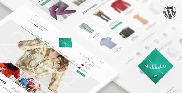 Modello v1.5.9 –ECOMMERCE THEME WITH EVERYTHING YOU NEED.  Modello v1.5.9 WordPress Theme Free Download Download  Features – Brands Support (Custom Post) – Facebook Registration Support – Wishlist Support – 3 Demos Included, More than 10 Color skins –...