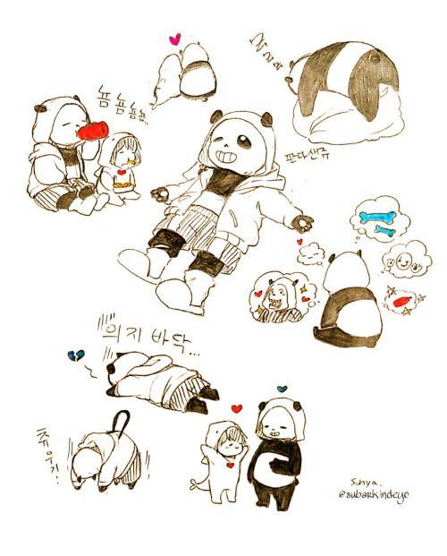 Pandy sansy