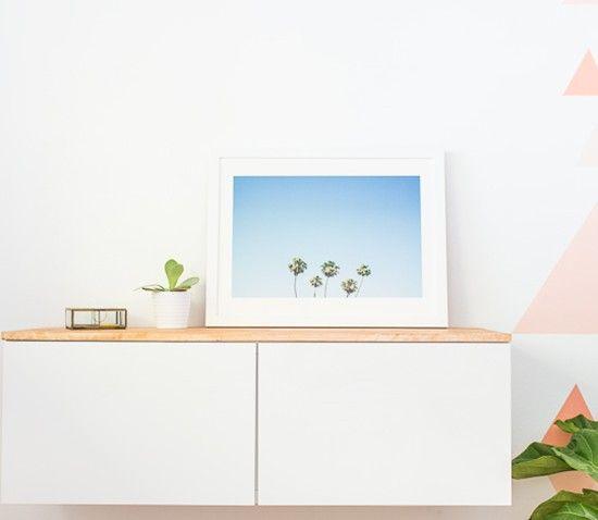 1000 id es sur le th me tv suspendue sur pinterest - Ikea meuble tv suspendu ...
