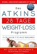 Atkins 28 Tage Abnehm-Programm