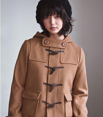 http://www.ropepicnic.com/2011aw/millionhot/images/slide/slideimg4.jpg: Hair I, Tabe Mikako 多部未華子, Hair Styles, A W Rope, Camel Coat, Hair Ladies