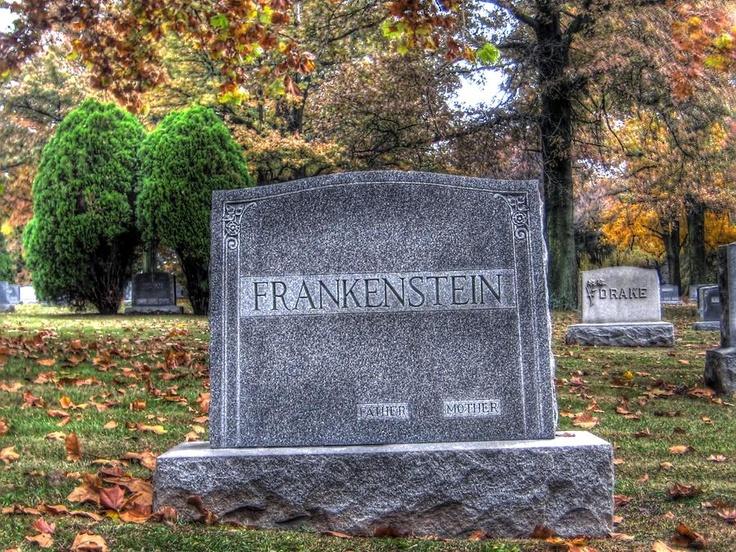 Frankenstein Photograph