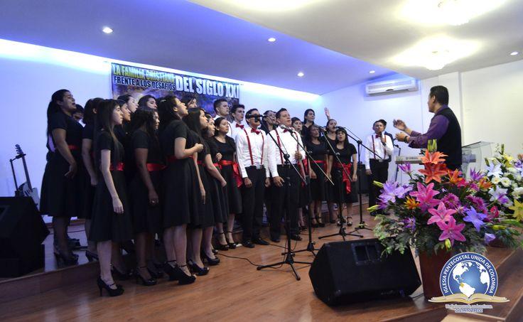 Coro Metropolitano Cúcuta #ipuc #choir #coropentecostal #pentecostal #cucuta