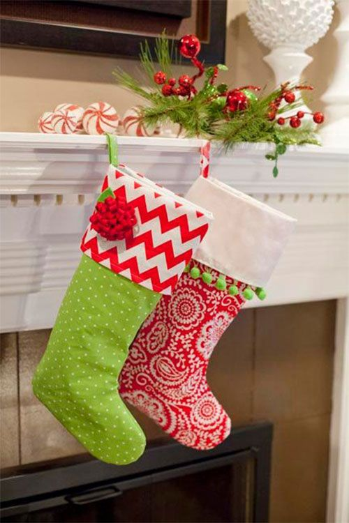 Unique Yet Cheap Large Christmas Stocking Patterns Ideas 2013 2014 7 Unique Yet Cheap Large Christmas Stocking Patterns & Ideas 2013/ 2014