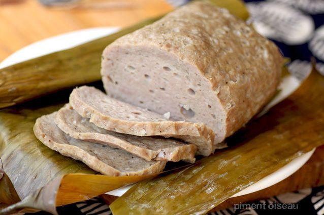 pâté de porc vietnamien