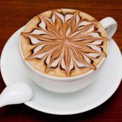Café capuccino   Minha Vida