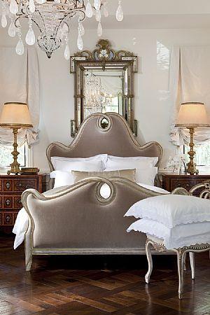 Beau Ruban Bed from Ebanista
