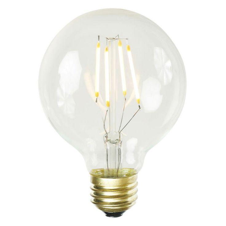 Vickerman G25 Warm White LED Replacement Bulb - X16E260