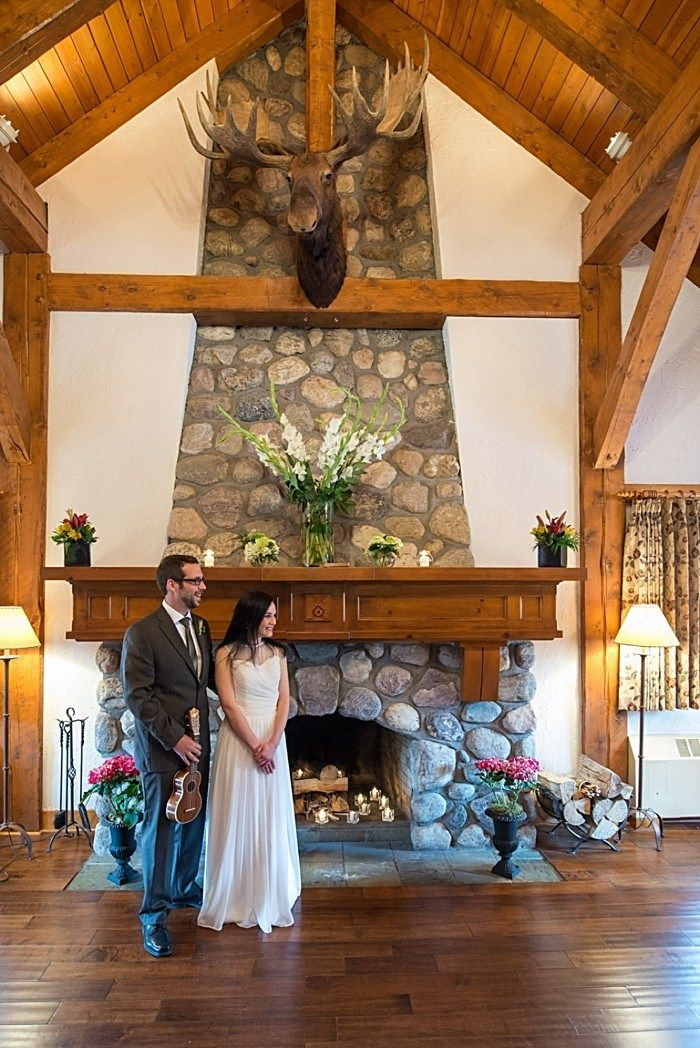 Post Hotel Lake Louise Elopement Photography By One Edition